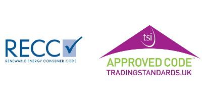 RECC Renewable Energy Consumer Code Logo