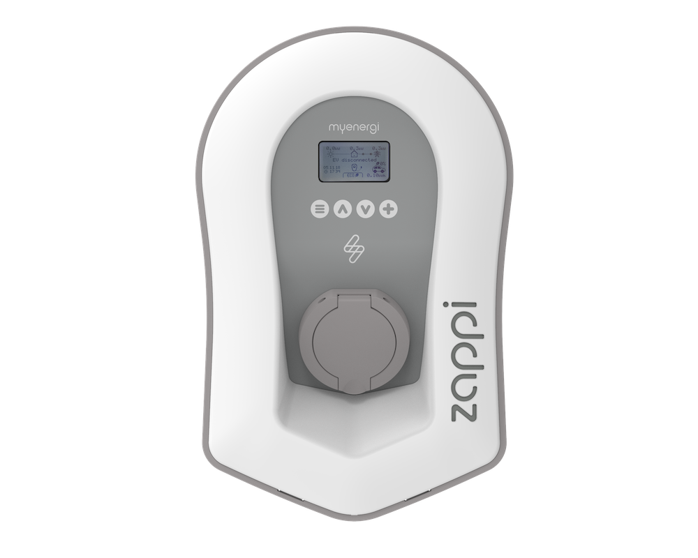 zappi energy solutions electric vehicle charger