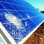 Blog Featured Image for Troubleshooting tips for broken solar panels