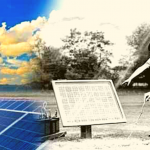 Blog Featured Image for The History of Solar energy
