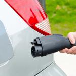 Image of EV charging at home