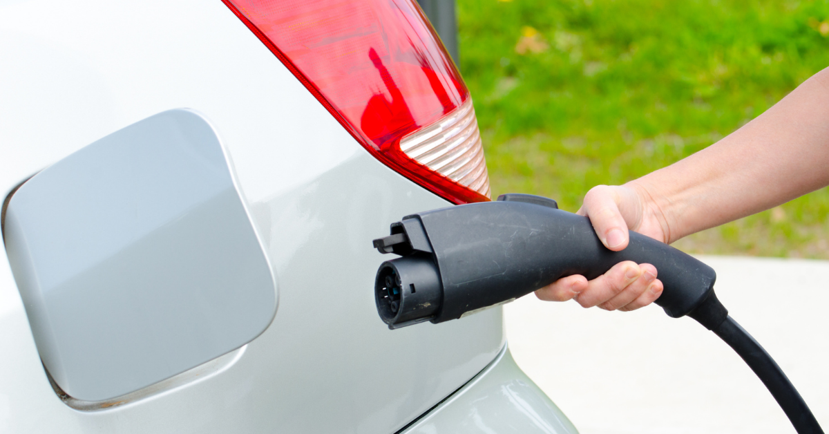 UK to be the First Country to Require New Homes to Have Built-In EV Chargers