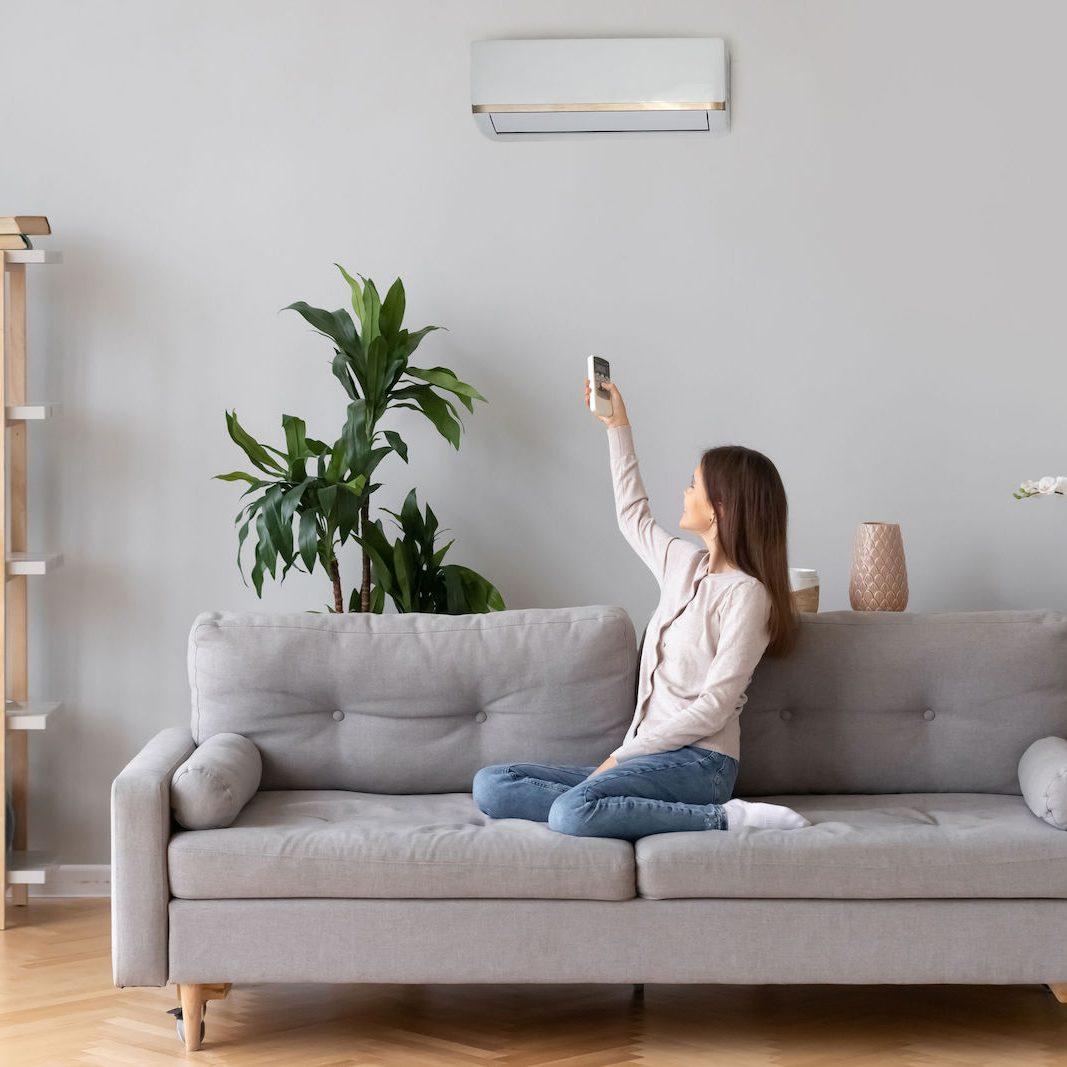 Remote control air conditioner